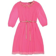Nell Dress - Pink - Valentines Day - Girls