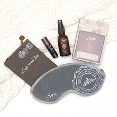 Saje Natural Wellness | Sleep Well Kit | Sweet dreams are made of this!