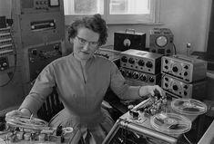 electronic music - Daphne Oram