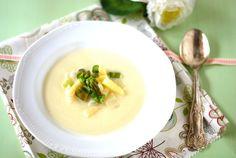 chřest recept a rady Soup, Ethnic Recipes, Diet, Soups