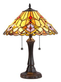 "Backer Holiday 22"" Table Lamp"