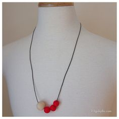 Necklace easy to wear