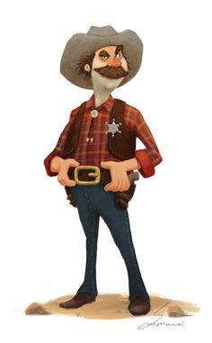 Sheriff by sidd16.