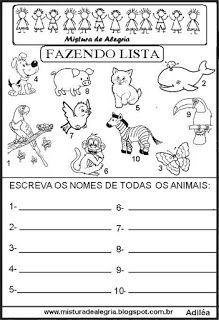 Lista de animais Animal Habitats, Phonics, Professor, Activities, Humor, Education, School, Kids, Language Activities