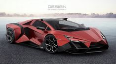 Lamborghini Forsennato Would Be A Proper Raging Bull. If It Was Real The Lamborghini Forsennato Would Be A Proper Raging Bull… If It Was Real Luxury Sports Cars, Exotic Sports Cars, Cool Sports Cars, Super Sport Cars, Best Luxury Cars, Lamborghini Veneno, Huracan Lamborghini, Lamborghini Concept, Sports Cars Lamborghini