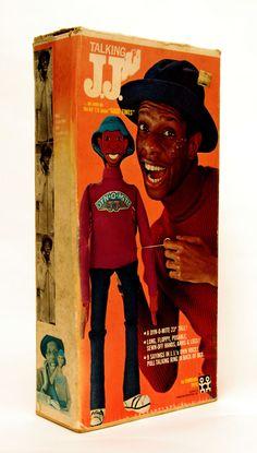 The Talking J.J. Doll / Jimmie Walker in Good Times