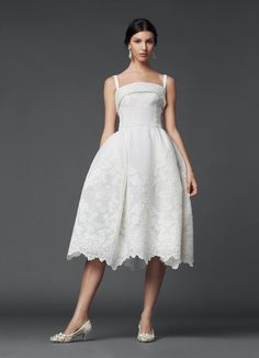 Dolce & Gabbana – Colección femenina Otoño/Invierno 2014