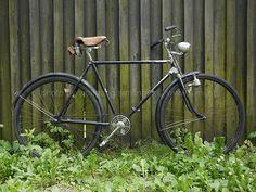 Steyr Waffenrad, oldtimer bicycle