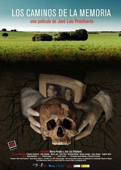 """Proyeccción de """"Caminos de la Memoria"""" de José Luis Peñafuerte. Ciclo de cine organizado por El Cuartel Viejo de Níjar, de la mano de Yves Cantraine (13/07/2016, 20 h.)"""