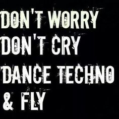 techno dance …