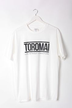 New Toromai bar t-shirt // A/W 2015
