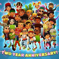 Subway Surfers all characters. Subway surfers is a fantastic game with very attractive graphics. The game has a lot of characters, both permanent and limited. Subway Surfers London, Subway Surfers Game, Subway Surfers Download, Game Character, Character Design, Surfer Party, Cupcake Coloring Pages, Game Development Company, List Of Characters