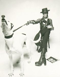 "David Bowie ""Diamond Dog"" by Terry O'Neill"
