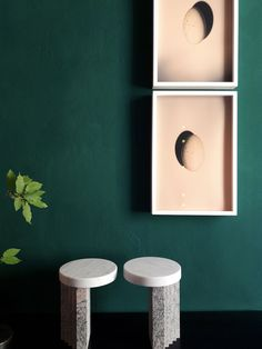 During this year Milan Design Week, Arianna Lelli Mami and Chiara Di Pinto of Studiopepe have chosen the Brera district dear to them, to present an apartment built with the matter of their inner pe