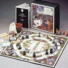 The Chelsea Flower Show Board Game