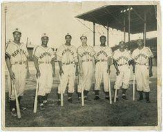 1950s baseball field | NEGRO LEAGUE