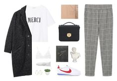 """""""Merci"""" by hiddlescat ❤ liked on Polyvore featuring MANGO, Étoile Isabel Marant, NIKE, sweet deluxe, Anine Bing, Torre & Tagus, Byredo, Acne Studios, Alexander McQueen and nike"""