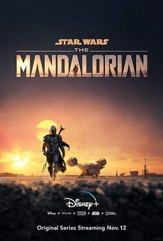 Watch the epic new teaser trailer for Lucasfilm's The Mandalorian, revealed at Expo! The live-action Star Wars series is set to debut November 12 on Disney+. Bryce Dallas Howard, Boba Fett, Castle Rock, Clone Wars, Live Action, Karl Urban, New Movies, Movies Online, Movies Free