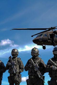 Het leger en complexere oorlogen