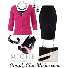 """""""Spring 2014 Miche Petite Rita"""" by miche-kat on Polyvore Spring 2014 Miche Petite Rita #Miche #michebag #blackandwhite #purse  #miche #purse #blackandwhite  shop: https://simplychic.miche.com/ learn more: http://www.simplychicforyou.com/"""