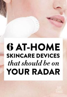 Really good at-home skincare prods