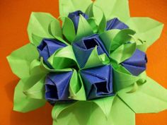Rosebud petal and calyx Designed by Carlos Bocanegra - Tutorial by Jenny W Chan