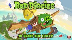Juego Bad Piggies - para Android
