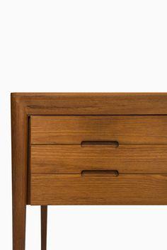 Severin Hansen desk in teak by Haslev at Studio Schalling