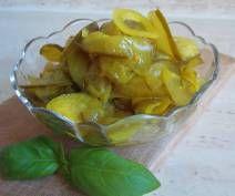 Ogórki z kurkumą Snack Recipes, Snacks, Curry, Chips, Food, Turmeric, Tapas Food, Appetizer Recipes, Appetizers