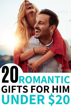 Top gifts 2020 for men. Find cheap gifts for boyfriend under $20, affordable finance Christmas gift ideas and Holiday gifts for husband. These meaningful gifts for boyfriend are perfect for broke girls looking to impress their significant other! Best Gifts For Him, Unique Gifts For Him, Gifts For Husband, Cheap Gifts For Boyfriend, Meaningful Gifts For Boyfriend, Top Gifts, Cute Gifts, Romantic Anniversary, Easy Diy Gifts
