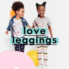 Our little girls' cotton stretch leggings are soft, comfy and breathable. WRewards Members: Get 3 for Stretches, Little Girls, Comfy, Leggings, Signs, Cotton, Instagram, Toddler Girls, Shop Signs