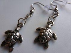 Turtle earrings: https://www.etsy.com/listing/110079765/silver-turtle-earrings
