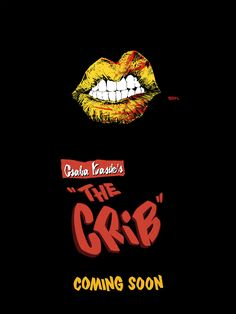 """Check out my @Behance project: """"The Crib (Fake movie posters)"""" https://www.behance.net/gallery/46354533/The-Crib-(Fake-movie-posters)"""