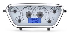 DAKOTA DIGITAL 53 54 55 Ford Pickup Truck VHX Instruments Analog Dash Gauge System - VHX-53F-PU - Phoenix Tuning