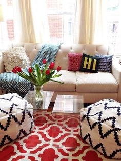 Rae's Bright & Beautiful Apartment — Small Cool Contest