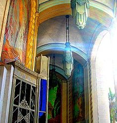 Catalina Casino - Deco Architecture