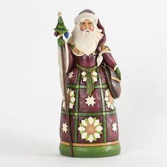 Jim Shore Heartwood Creek Majestic Santa Claus Christmas Figurine 4034365 New | eBay