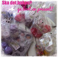 #cupcake #cupcakes #cake #tårta #baka #bake #present #födelsedag #gebort #gåva #göteborg #linné #villha