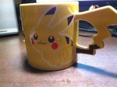 Pikachu mug - I NEED ONE, PRONTO