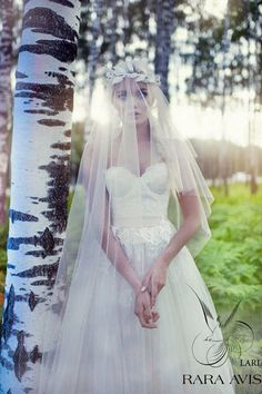 Princess wedding dress LARIA wedding dress by RaraAvisAngeEtoiles