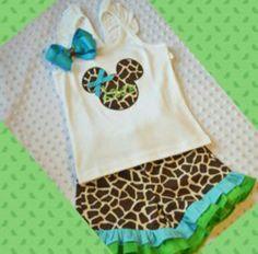 Animal Kingdom outfit