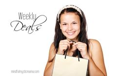 Weekly Deals (March 10 - 17th) | Woven Stars & Chocolate Bars