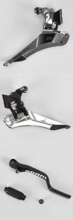 Derailleurs Front 177812: Sram Force 22 Road Bike Front Derailleur 2X11 Speed Yaw Braze On W/Chain Catcher -> BUY IT NOW ONLY: $34.99 on eBay!