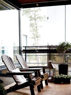 INTERIOR…HOTELLI HIMA » Krista Keltanen Blog Outdoor Furniture, Outdoor Decor, Sun Lounger, Relax, Elegant, Design Interior, Photography, Balcony, Outdoors