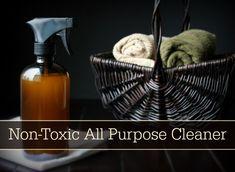 Homemade All Purpose Cleaner Recipe