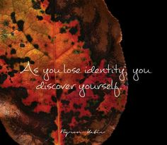 Byron Katie   ....discover yourself.