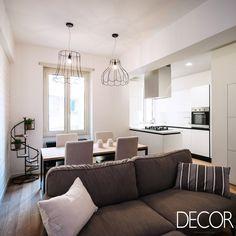 Décor revela influências moderna, contemporânea e minimalista. Veja em: