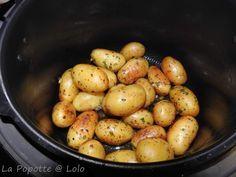 Pommes de Terre Grenaille au Cookéo