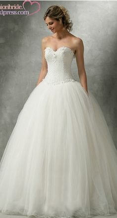 princess wedding dress - Ava Sposa