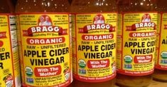 Dip Your Feet In Apple Cider Vinegar For This All-Natural Benefit. I Had No Idea!